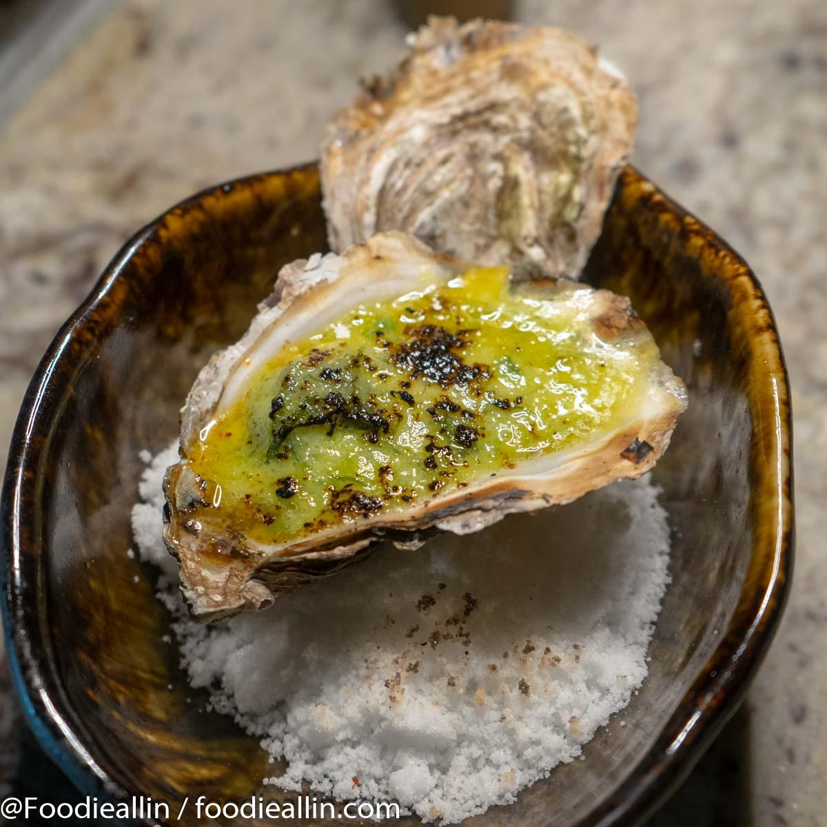 Oysters of GOMA