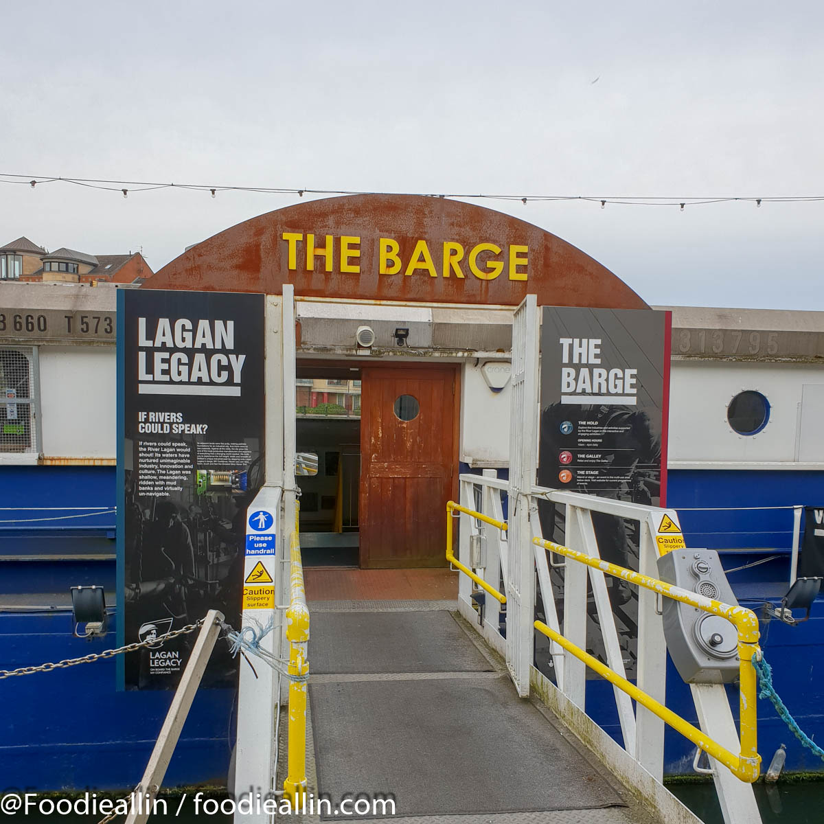 Holohan's at the Barge