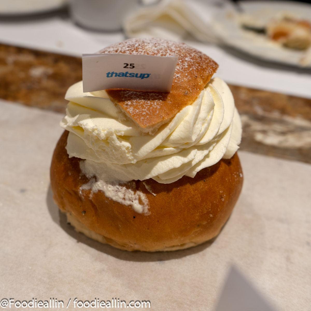 Mr Cake Semla
