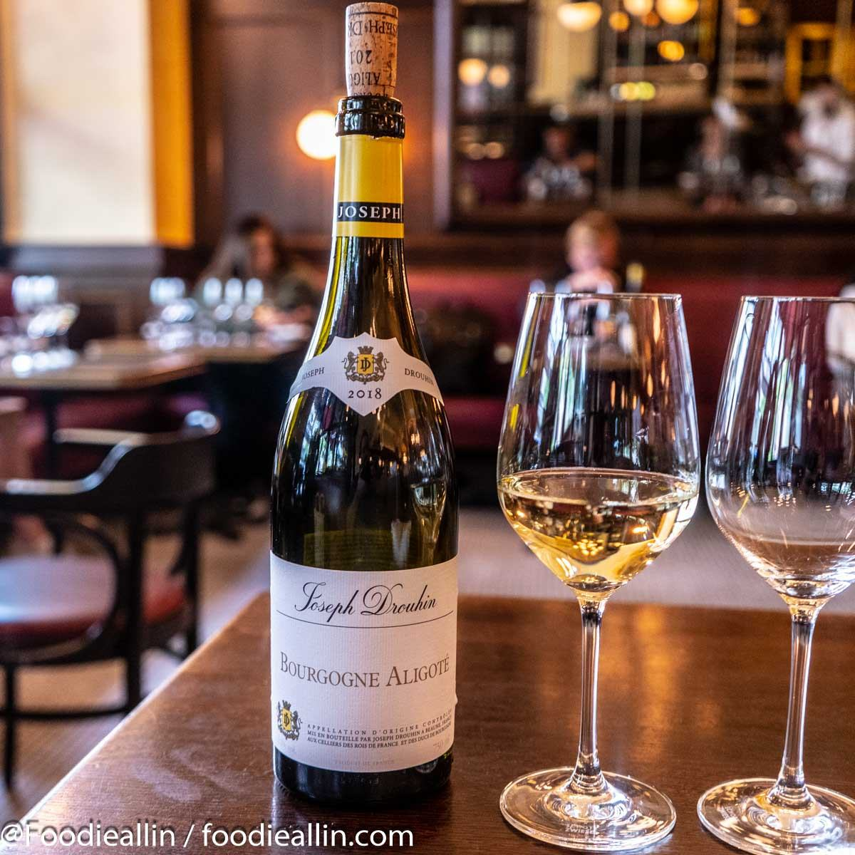 Bourgogne Aligoté from Joseph Drouhin